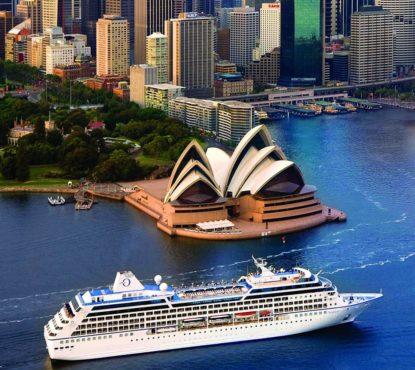 Ovation Travel_Oceania Cruises